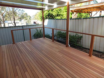 2 Pergolas & Deckings